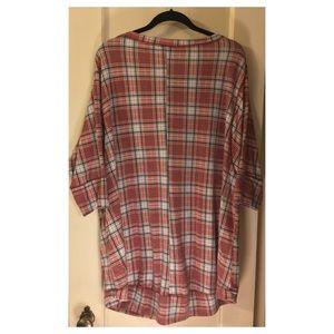 Cozy flannel shirt